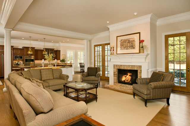 mitchell gold chairs mens valet chair australia kelso - traditional living room richmond by rinehart custom homes