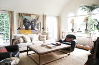 Spanish revival AFTER - Eclectic - Living Room - Los ...