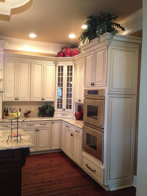 Byrd Dream Home Traditional Kitchen Nashville By Knoxvilles Stone Interiors