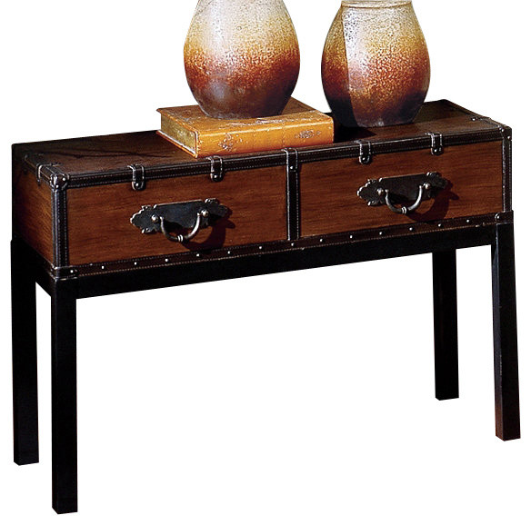 steve silver dylan sofa table repair area kajang voyage - traditional console ...