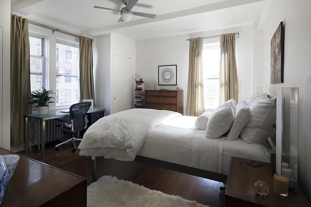Manhattan PreWar Apartment  Eclectic  Bedroom  new
