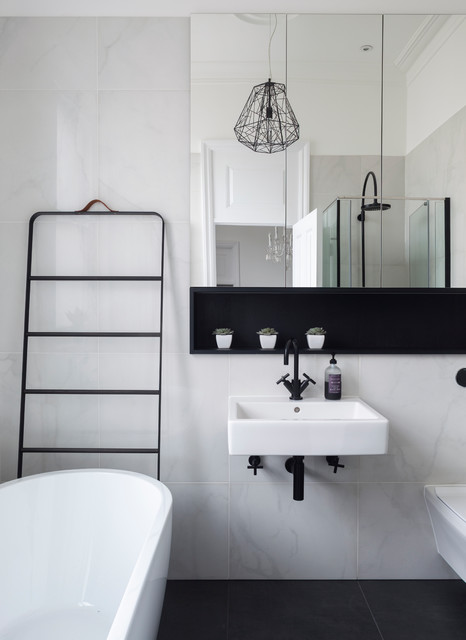 Are Black Bathroom Fittings the Hottest Trend in Bathrooms Right Now