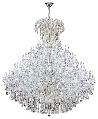 91830s22 James R Moder Maria Theresa Grand Chandelier Chandeliers