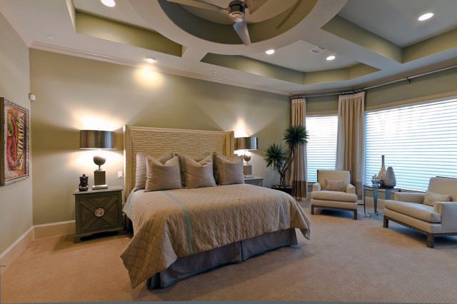 decorating with large mirrors living room center table master bedroom new construction - mediterranean ...