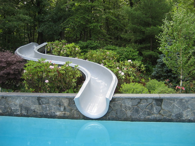 sectional sofas boston marge carson sofa table pool slide on hillside - contemporary by ...