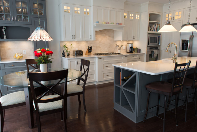 living rooms with grey sofas room bar sets cream and kitchen - traditional ottawa ...