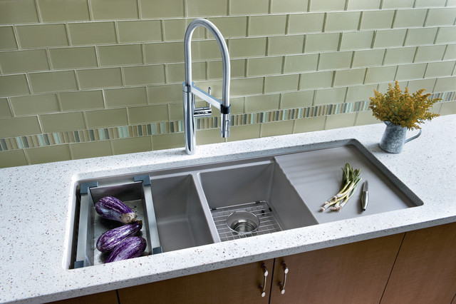 best kitchen sink commercial drain parts how to choose the right modern by pacific coast bath