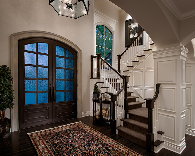 Biltmore Estate Traditional Entry Phoenix By Calvis Wyant Luxury Homes