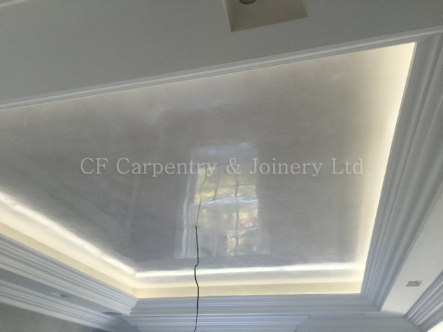Feature Ceilings Traditional Other By Cf Carpentry Joinery Ltd