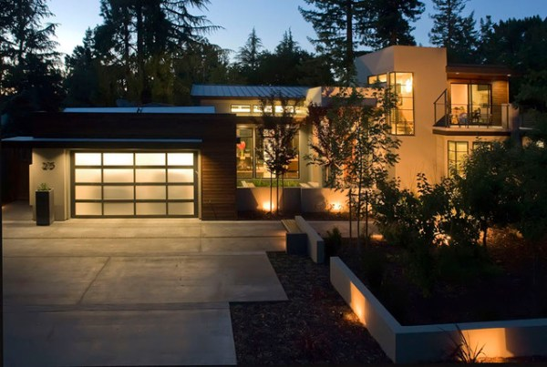 home front yards - contemporary