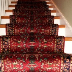 Living Rooms With Grey Sofas Wooden Room Furniture Sets Traditional Hand-knotted Stairway Runner - ...