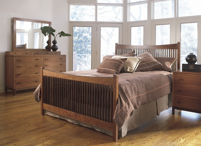 modern collection - stickley furniture - modern - bedroom - new
