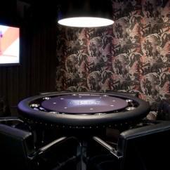 Custom Gaming Chair Tall Folding Modern Basement Poker Room