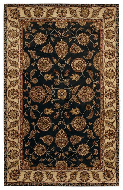 dream dre3101 rug black gold tan beige deep burgundy 7 8 x10 5
