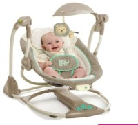 Bright Starts Ingenuity Whimsical Wonders Swing
