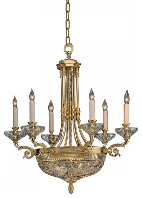 Waterford Beaumont 9 Arm Chandelier Victorian