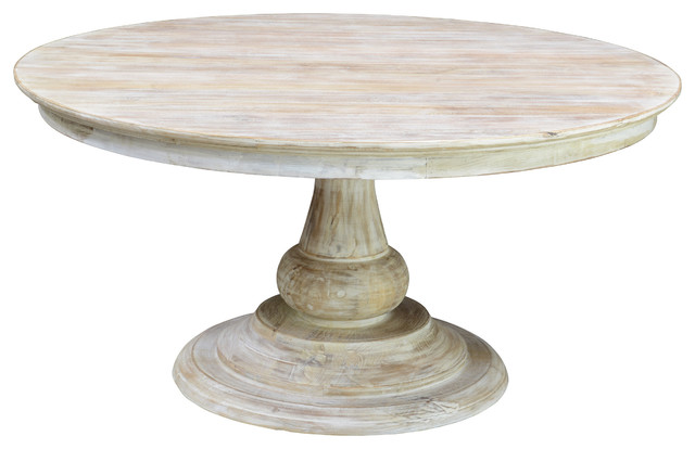 60-inch Denso Round Wood Dining Table