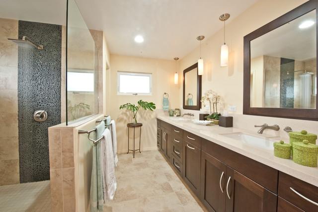 Kitchen & Bathroom Remodel Hawaii Transitional Bathroom Hawaii