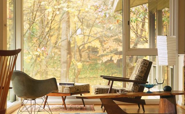 Mid Century Modern Home Midcentury Living Room