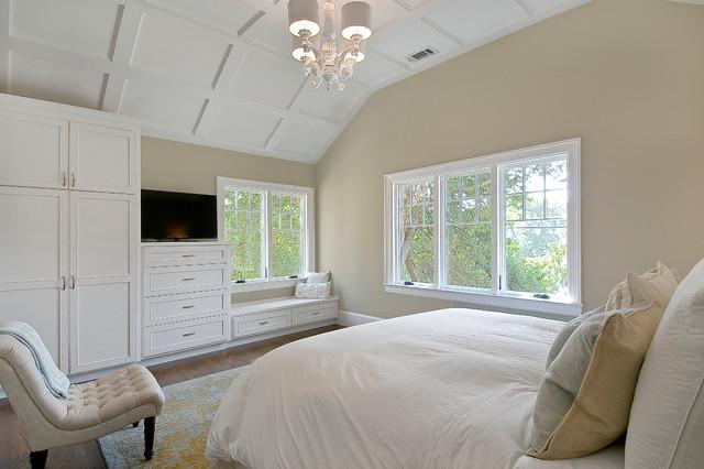 Builtin Bedroom Cabinetry  Contemporary  Bedroom  San