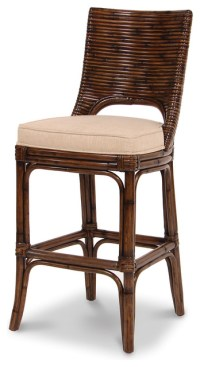 "Lafayette Barstool, 30"" - Tropical - Bar Stools And ..."