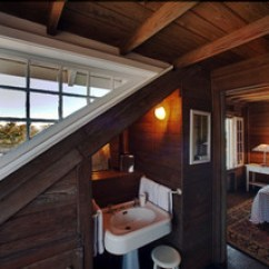 Kitchen Sinks Houzz Led Light Fixture Hart Haven, Marthas Vineyard - Rustic Bathroom Boston ...