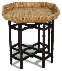 Urban End Table by Padma's Plantation - Tropical - Side ...