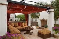 Spanish Colonial Remodel - Mediterrneo - Patio - Phoenix ...