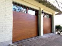 Cowart Door - Modern Wood Garage Doors - Contemporary ...