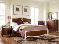 Classic Chic Master Bedroom with Chesser and King Panel