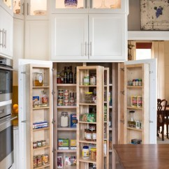 Stand Alone Kitchen Cabinets Triple Bowl Sink The Pros And Cons Of Walk-in Vs. Cabinet Pantries