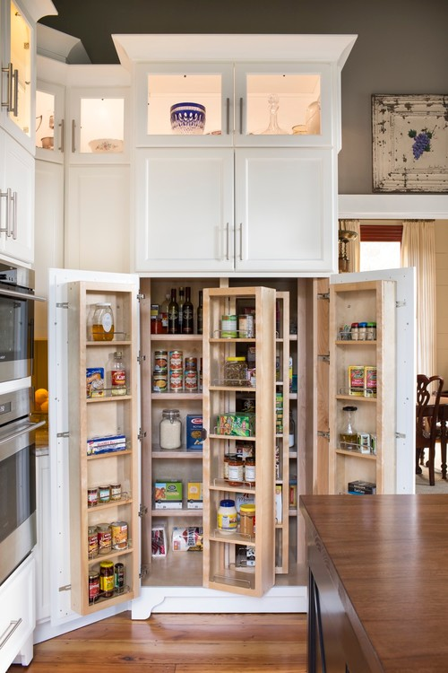 kitchen cabinet stand alone shop world coupon the pros and cons of walk-in vs. pantries
