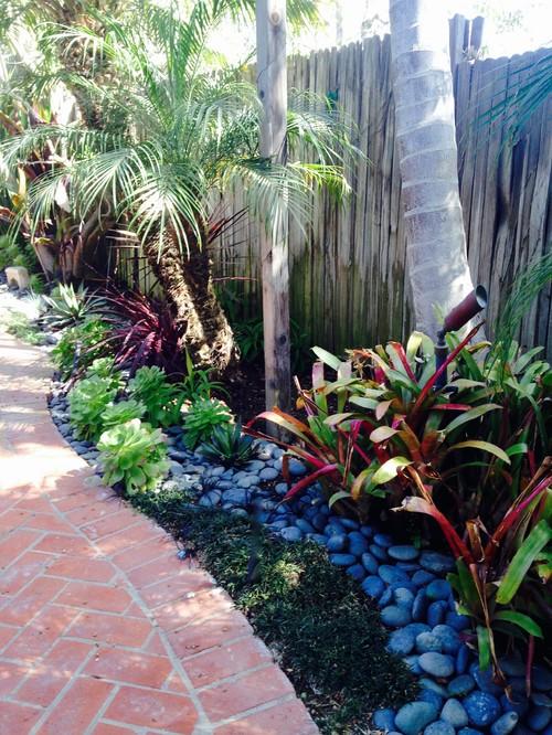 tropical garden design ideas
