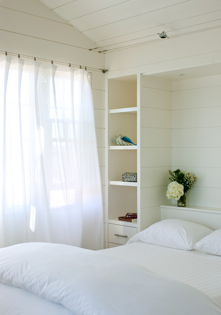 16 fresh ways with white curtains