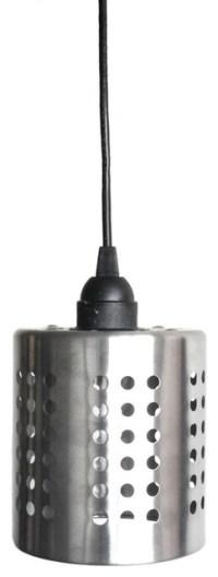 Stainless Steel Kitchen Pendant - Industrial - Pendant ...