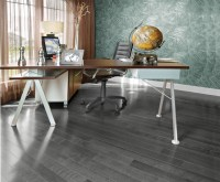 Mirage Hard Wood Flooring - Contemporary - Home Office ...