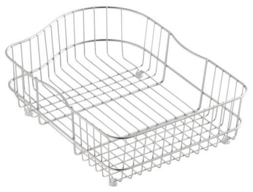 KOHLER K-6603R-ST Hartland Wire Rinse Basket for Right
