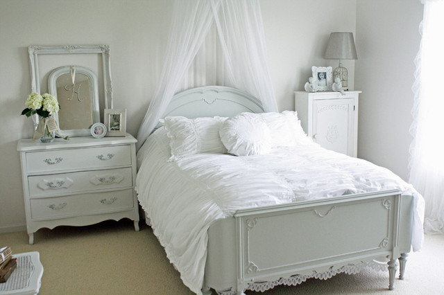 Eclectic Bedroom french-country-bedroom