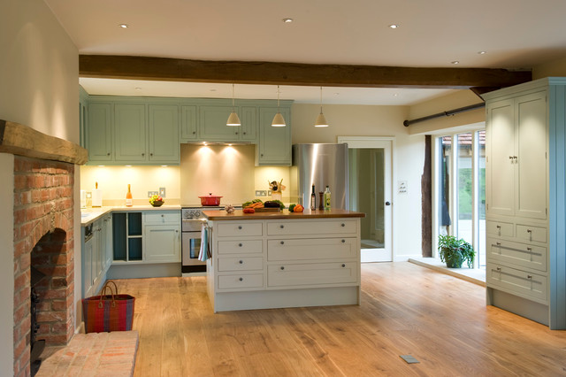Oxfordshire Barn Conversion Country Kitchen Other By Mary