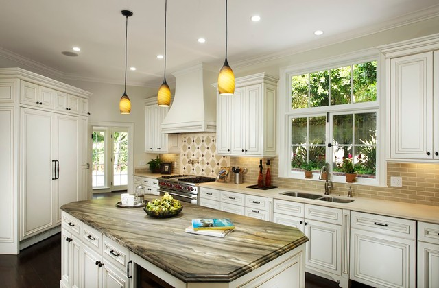 Southern California Homes Traditional Kitchen Los Angeles By