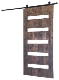 5-Panel Sliding Door, 7'x3' - Modern - Interior Doors - by ...