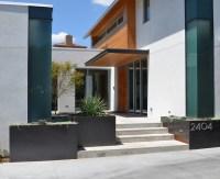 Vance Lane Modern Home - Modern - Exterior - austin - by ...