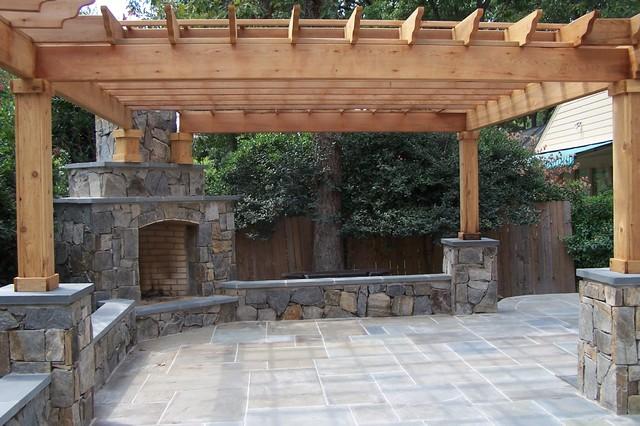 Screened Porches Pergolas Pavilions Gazebos Traditional