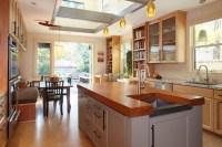 Indoor-outdoor Kitchen - Modern - Kitchen - San Francisco ...