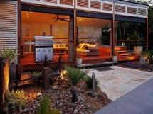 outdoor living - enclosed patio