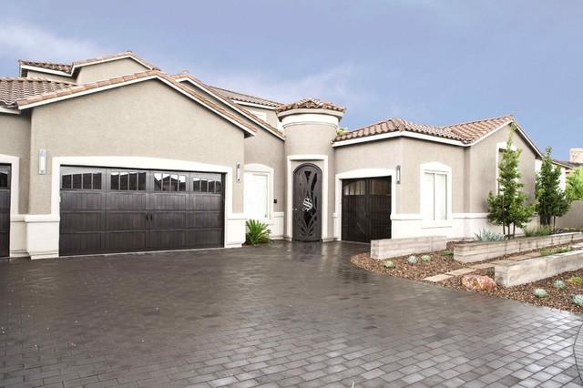 Property Brothers Home in Las Vegas Nevada  Southwestern  Garage  Las Vegas  by Wayne
