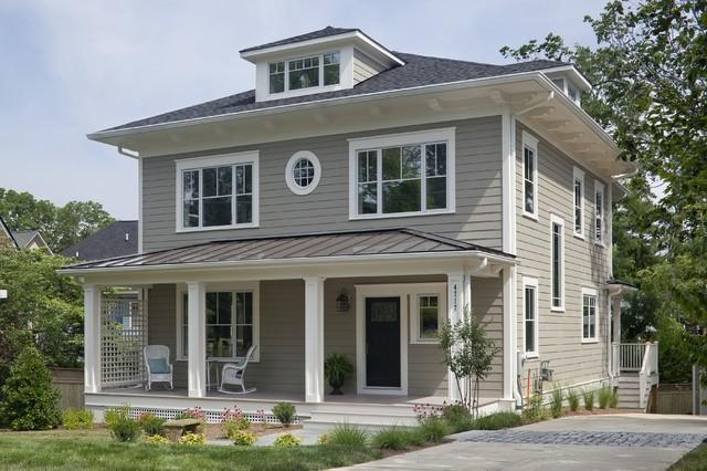 photos dc areas first passive house craftsman exterior dc metro