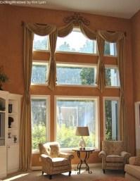 Draperies - Traditional - Living Room - Cincinnati - by ...