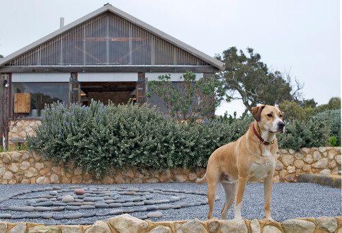 My Houzz: Artist home and studio overlooking Kangaroo Island