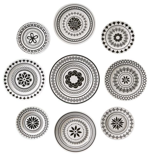 Jenny Wolfe Interiors Cococozy Wall Decor Decorateve Plates